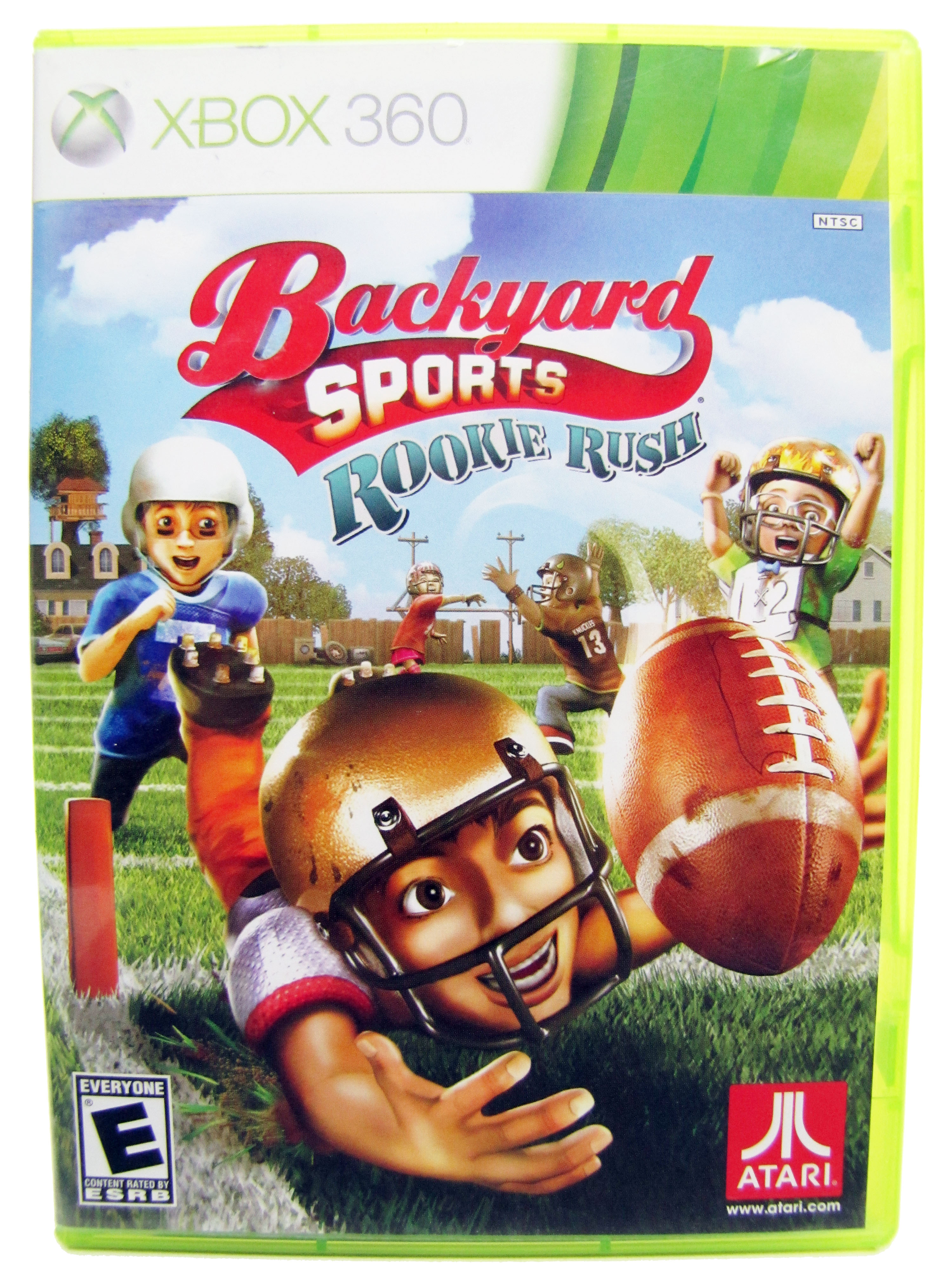 XBOX 360 Backyard Sports: Rookie Rush Complete - 2010